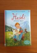 HEIDI (USBORNE ILLUSTRATED ORIGINALS) in inglese per bambini