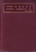 Prose di Giosuè Carducci