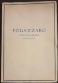 Tutte le opere di Antonio Fogazzaro