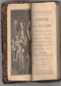 SETTIMANA SANTA E OTTAVA DI PASQUA - Libro del 1892