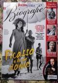 Focus Storia Biografie numero 10 del 2012: PICASSO