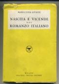 NASCITA E VICENDE DEL ROMANZO ITALIANO