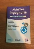AlphaTest Ingegneria Esercizi Commentati 10a edizione