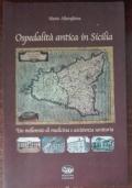 Ospedalità antica in Sicilia