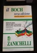 Il Boch 1995/96 Dizionario Francese Italiano - Italiano Francese