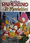 Paperino e i Tre Moschettieri - 1972 - I^ edizione