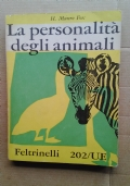LA PERSONALITA' DEGLI ANIMALI