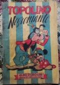 Topolino Negromante Albo d'oro 116 ( Originale Mondadori Prima edizione )