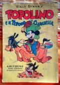 Topolino e il tesoro di Clarabella Albo d'oro 10 ( Originale Mondadori Prima ristampa )