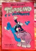Topolino e l'elefante Albo d'oro 13 ( Originale Mondadori Prima ristampa )