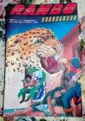 RAMBO ADVENTURES - Anno 1 Numero 1 - 10 marzo 1986 ( Disegni Dino Caterini Marvill )