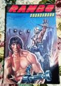 RAMBO ADVENTURES - Anno 1 Numero 7 - 3 giugno 1986 ( Disegni Francesconi Marvill )