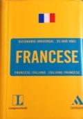 Francese. Dizionario Universale Tascabile Francese-Italiano - Italiano-Francese