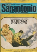 Sanatonio Chi si filma è perduto. Mondadori. 1971.
