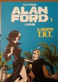 Alan Ford a colori - N.1  Il gruppo T.N.T.