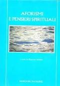 aforismi e pensieri spirituali