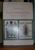 ITALIA DEMOCRATICA - DAI GIACOBINI AL PARTITO D'AZIONE