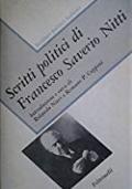 Scritti politici di Francesco Saverio Nitti