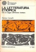 La letteratura etiopica