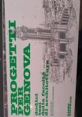 Progetti per Genova dodici tesi facoltà di architettura