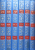 TRAME D'ORO. Enciclopedia di Letteratura narrativa (6 volumi - completa)