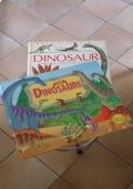 DINOSAURI ( con pop-up) + Dinosauri per farli conoscere ai banbini