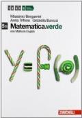 Matematica.verde. Con Maths in english. Vol. 5s.