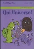 QUI UNIVERSO