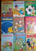 topolino settimanale - blocco di 19 numeri di vari anni + 1 raccolta dei classici
