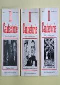 IL CANTASTORIE-RIVISTA DI TRADIZIONI POPOLARI-TERZA SERIE-ANNATA COMPLETA 1988-3 NUMERI: 29 (80) GENNAIO-MARZO-30/31 (81-82) APRILE-SETTEMBRE-32 (83) OTTOBRE-DICEMBRE-burattini-marionette-pupi-reggio emilia-otello sarzi-lyonesse-folk revival-sicilia-rom s