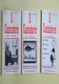 IL CANTASTORIE-RIVISTA DI TRADIZIONI POPOLARI-TERZA SERIE-ANNATA COMPLETA 1989-2 NUMERI: 33 (84) GENNAIO-MARZO-34/36 (85/87) APRILE-DICEMBRE-burattini-marionette-pupi-reggio emilia-tradizione orale romagna-ballo liscio-pistoia-domenico galaverna-collecchi