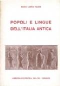 popoli e lingue dell'italia antica