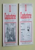IL CANTASTORIE-RIVISTA DI TRADIZIONI POPOLARI-TERZA SERIE-N.37/38 (88/89)-GENNAIO-GIUGNO 1990-burattini-marionette-reggio emilia-otello sarzi