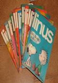 Linus annata 1979 12 numeri