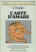 L'arte di amare. Ovidio. Biblioteca Universale Rizzoli. 1984.