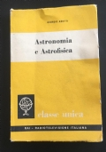 Astronomia e Astrofisica