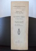 Giuseppe Verdi nel cinquantenario della morte