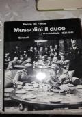 Mussolini il duce, lo stato totalitario