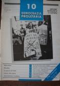 Democrazia Proletaria. Mensile di politica e cultura  N. 10  OTTOBRE 1987 GUEVARA