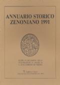 Annuario storico zenoniano 1992