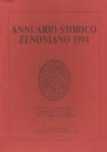 Annuario storico zenoniano 1995