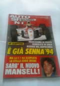 AUTOSPRINT 1993 n. 43 GP Giappone ( Formula 1 Ayrton Senna Eddie Irivine )