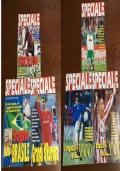 SPECIALE collezione COMPLETA 1 2 3 4 5 6 - 1995 - Corriere dello Sport ( Del piero Weah Ronaldo Cantona )