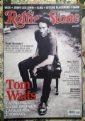 Rivista ROLLING STONE MAGAZINE Italia N. 38 - dicembre 2006 TOM WAITS ( Beck Jerry Lee Lewis Elisa Ritchie Blackmore Oasis )
