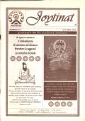 Joytinat - Giornale della cultura indiana - numero 24 - Ottobre 2008