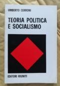 TEORIA POLITICA E SOCIALISMO