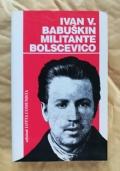 Ivan V. Babuskin militante bolscevico
