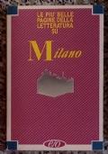 Le più belle pagine della letteratura su Milano