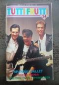 Tutti Frutti N. 24  III anno - Ottobre 1984