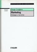 Marketing, strategie e tecniche. Giorgio Corigliano. Etas Libri. 1991.